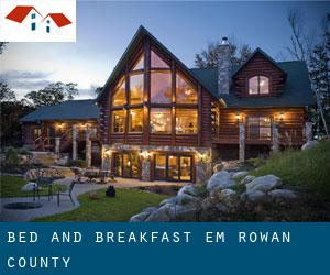 Bed and Breakfast em Rowan County